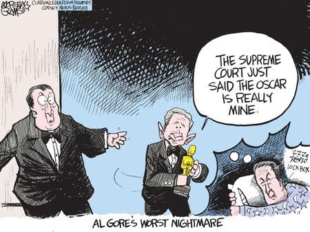 Al Gores värsta mardröm
