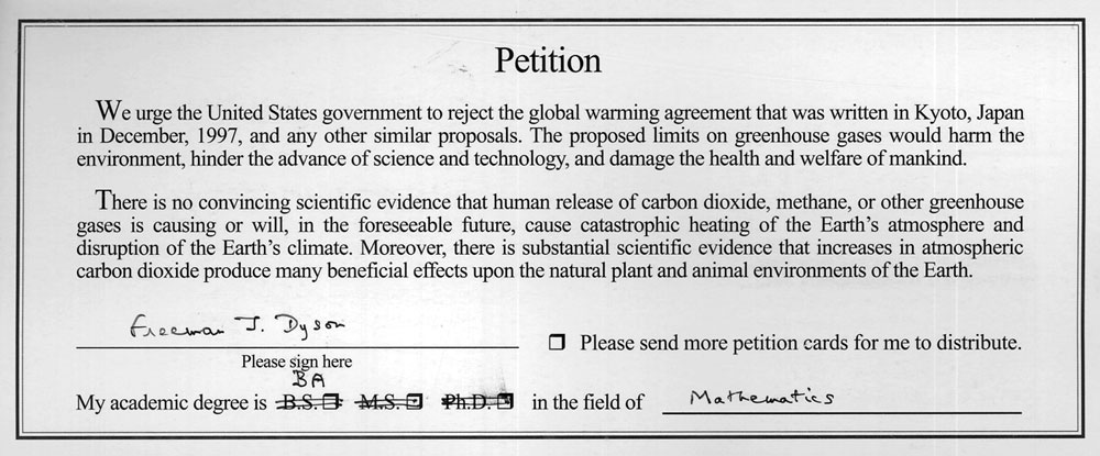 Oregon Institute of Science and Medicine\'s petition