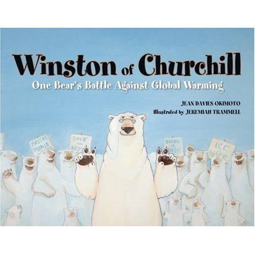 winston the bear