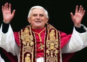 Påven Benedictus XVI