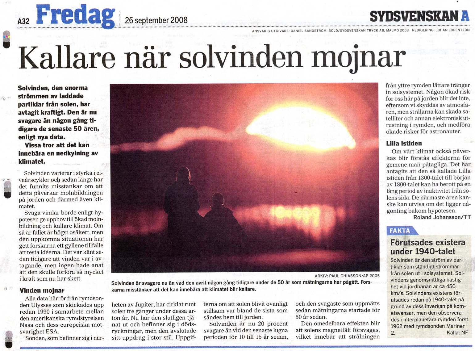 sds om solen
