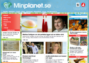 Minplanet.se