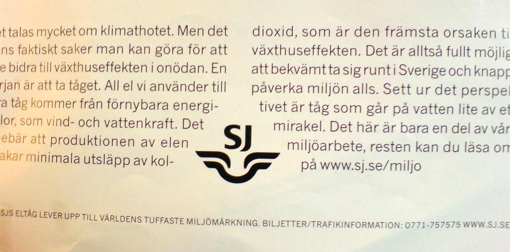 sj annons