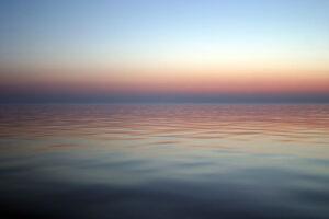 Östersjön ligger blank
