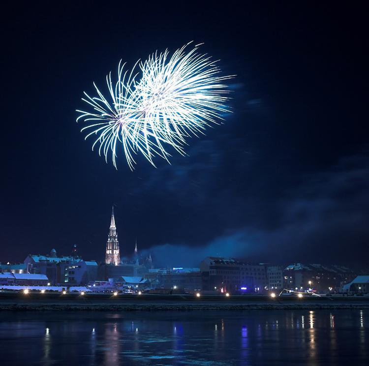 happy new year by maja homen