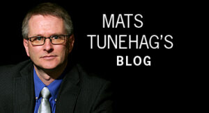 Mats Tunehag's blogg