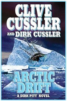 "Clive Cusslers ""Arctic Drift"""