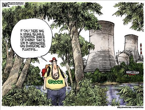 Stödet för kärnkraften växer.