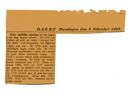 Dagen 1898