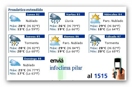 Kallt i Argentina