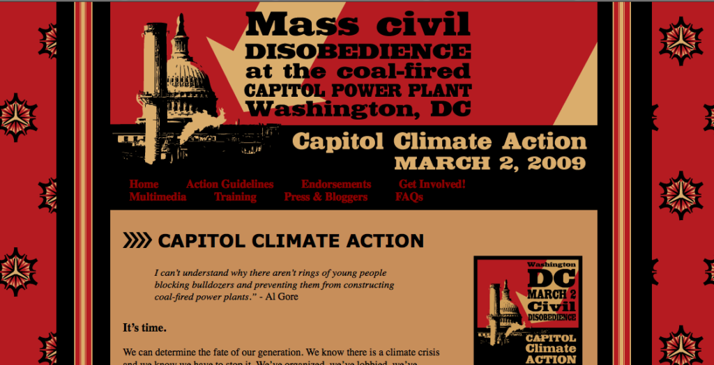 Capitol Climate Action