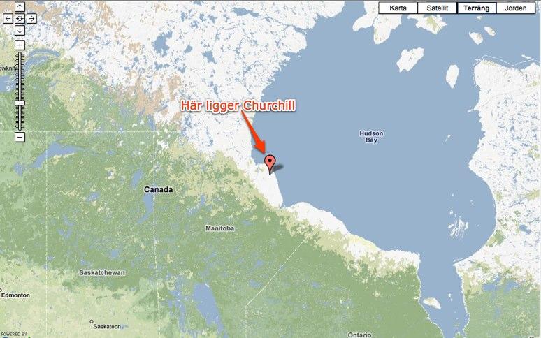 Churchill, Manitoba, Kanada