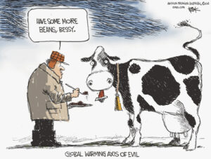 Den ondskefulle klimatförnekaren