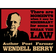 Wendell Berry to protest in Washington D.C