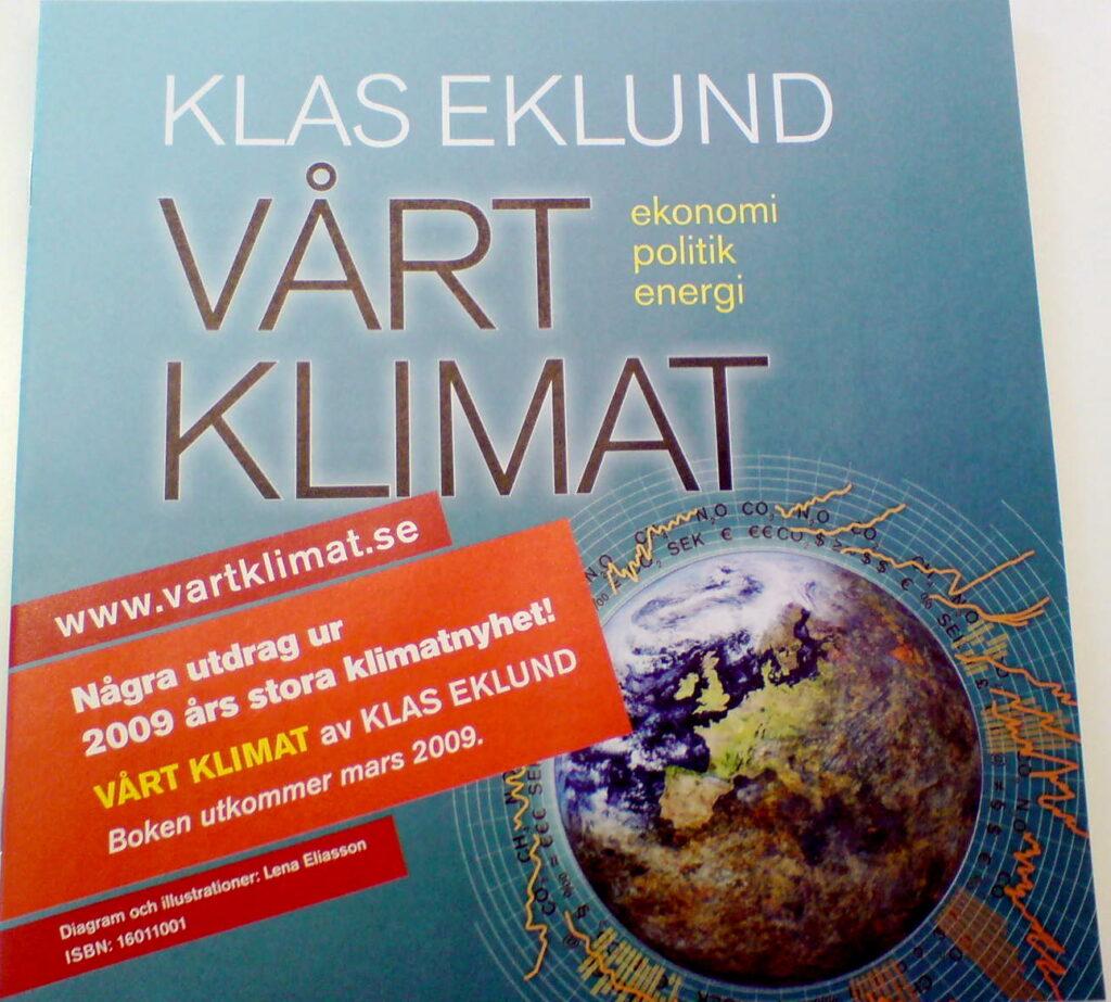 Klas Eklund - Vårt klimat