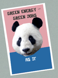 Green energy - green jobs