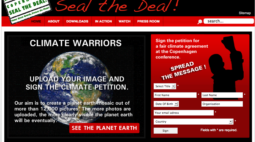 UNEP:s Seal the Deal