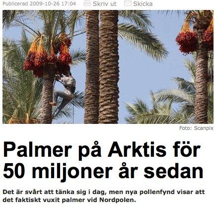 palmer arktis