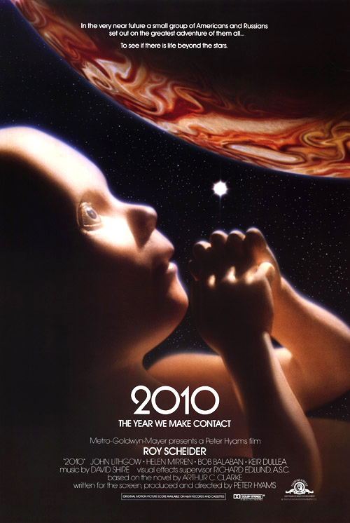 2010 The Year We Make Contact (1984)-