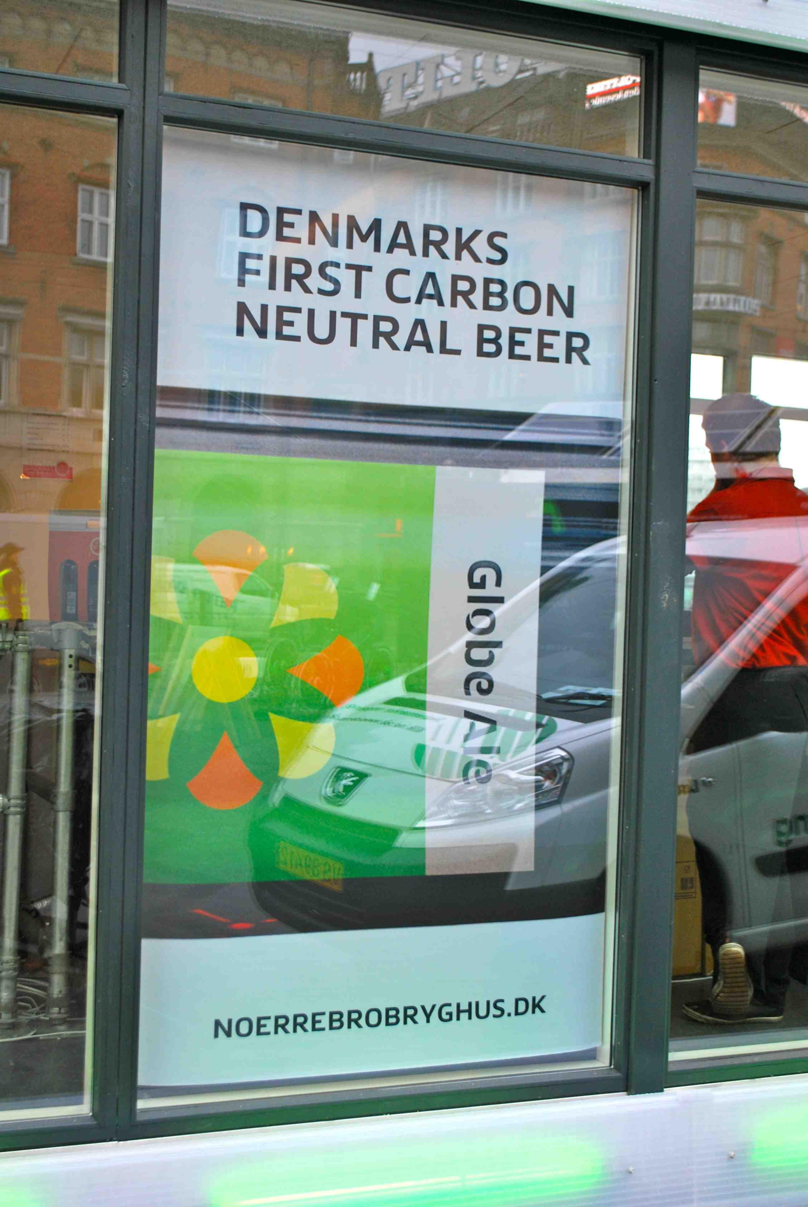 Världens första klimatneutrala öl.