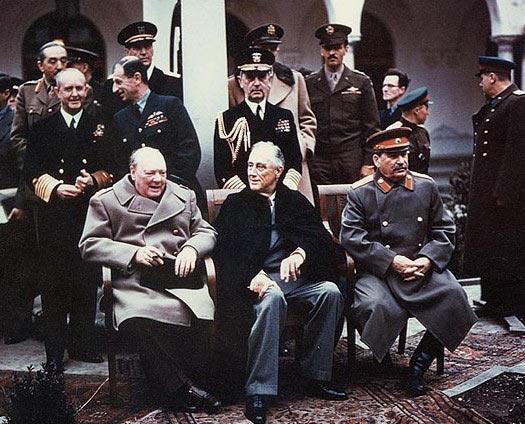 Yalta-Conference1945-Churchill-Roosevelt-Stalin-Wikipedia