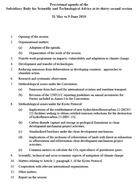 provisional_agenda