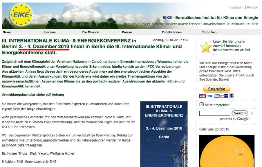 klimatkonferens