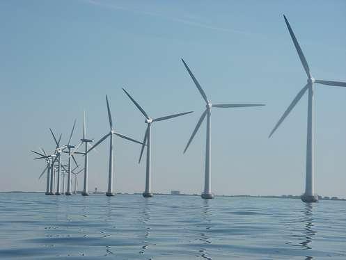 Danmark - vindkraftens förlovade land