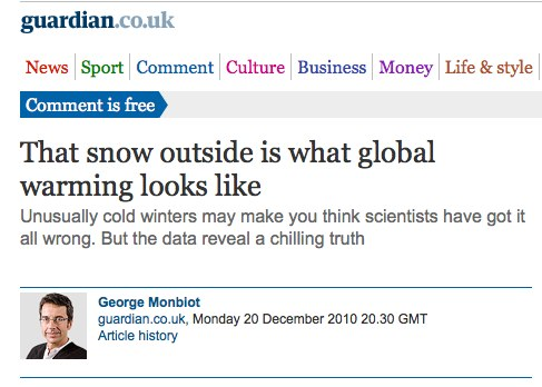 George Monbiot The Guardian