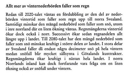 klimat och sårbarhetsutredningen 2007