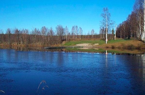 Snart baddags vid Luleälven?