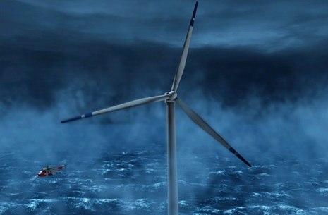 offshore wind turbine in storm.jpg JPEG bild 468x305
