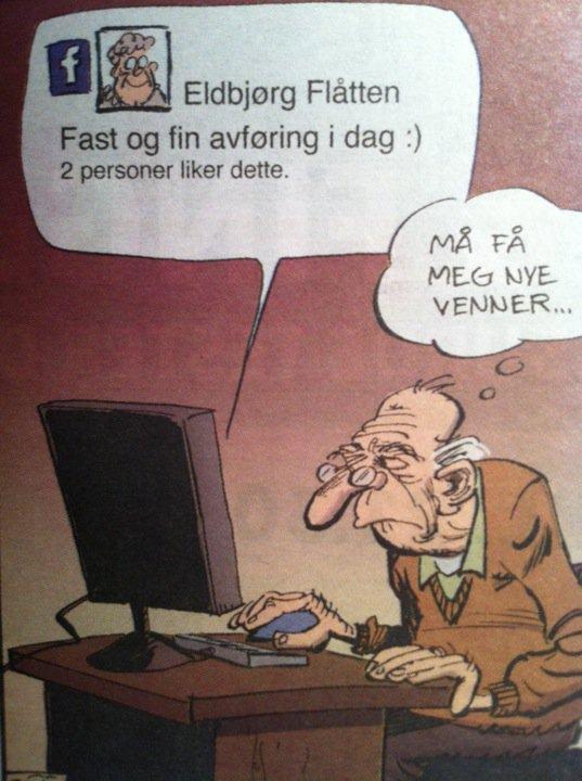 facebook for eldre