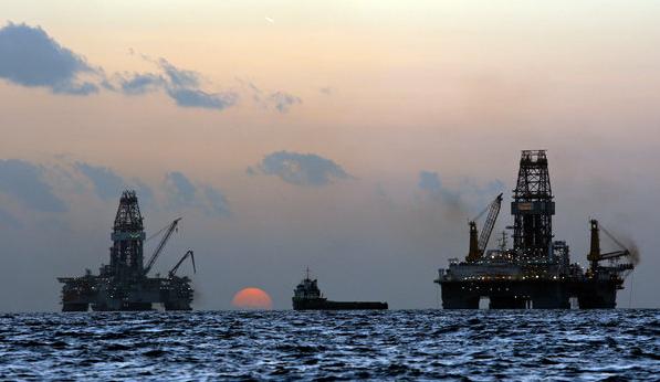havsborrning