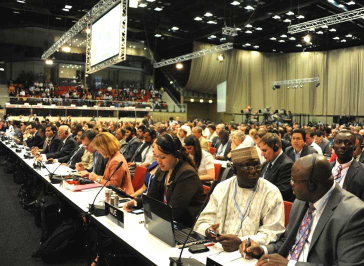 COP 17 Starts 5
