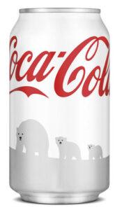 white coca cola