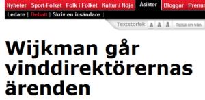 Wijkman-Folket