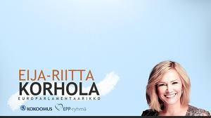 Eija-Riitta Korhola