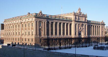 440px Riksdagshuset Stockholm 2011