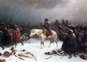 Napoleons återtåg