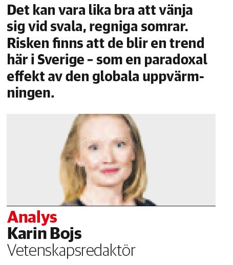 Karin Bojs ingress