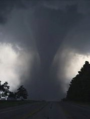 Tornadobild