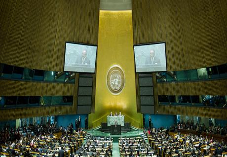 FNs generalförsamling