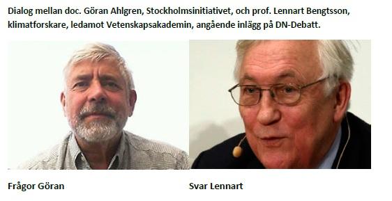 Göran o Lennart