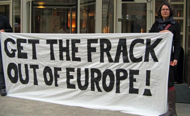 frack out