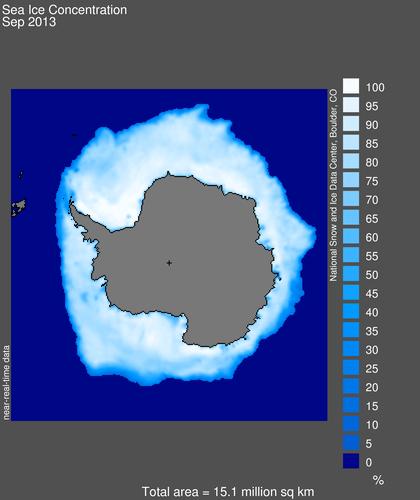 Antarktis is