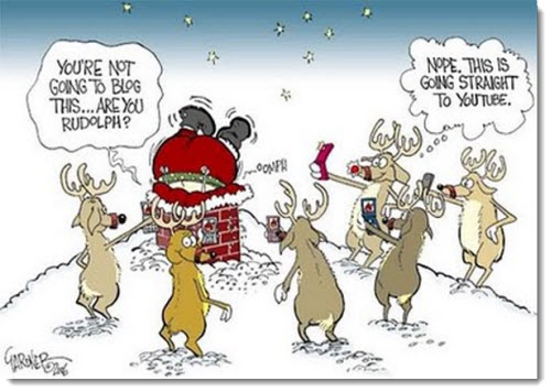 christmas-humor-santa-stuck-rudolph-blog
