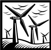 VindkraftverkSvartvit