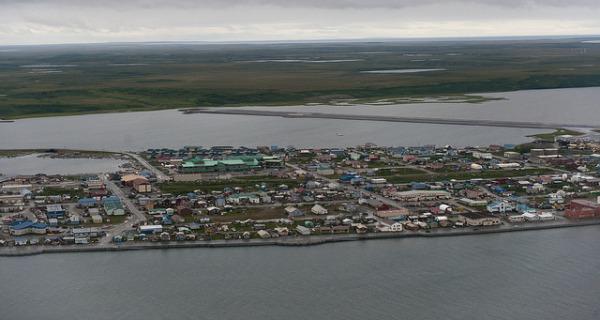 Alaska.Village
