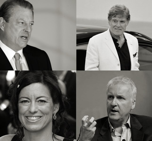 fyra klimatalarmister
